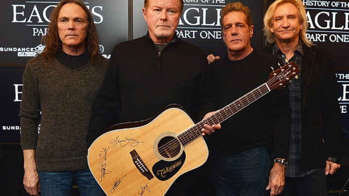 q a don henley discusses 39 the history of the eagles 39 at sundance rolling stone. Black Bedroom Furniture Sets. Home Design Ideas
