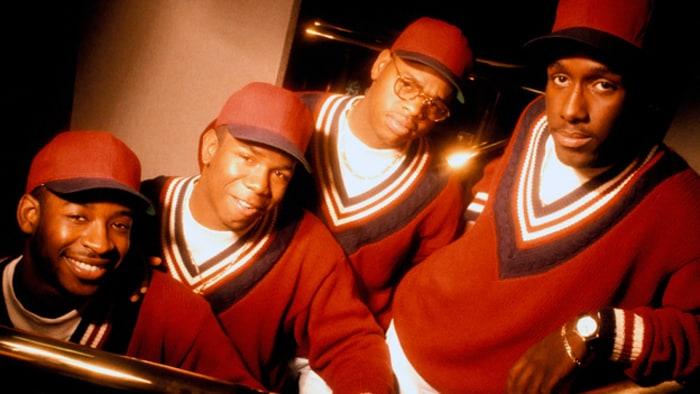Boyz Ii Men Motown S Hottest Act In Years Rolling Stone