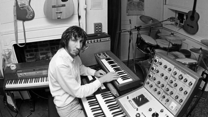 Image result for pete townshend's home studio