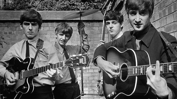 The Beatles Please Please Me 50th Anniversary Rolling
