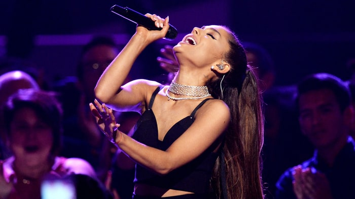 Watch Ariana Grande Sing 'Into You' A Cappella in One Take news