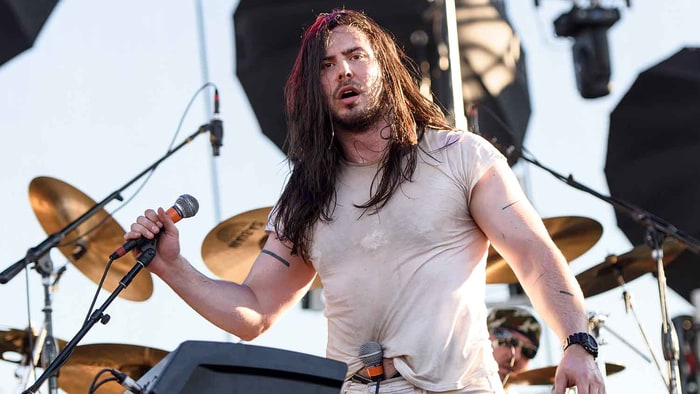 Hear Andrew W.K.'s Aggressive EDM Debut 'Party Til We Die' news