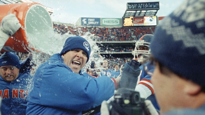 Super Bowl 51: How the Gatorade Shower Became Tradition 30 Years Ago