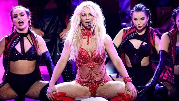 Hear Britney Spears' Catchy New Song 'Private Show' news