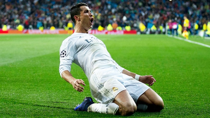 Ronaldo reigns on ESPN's World Fame 100