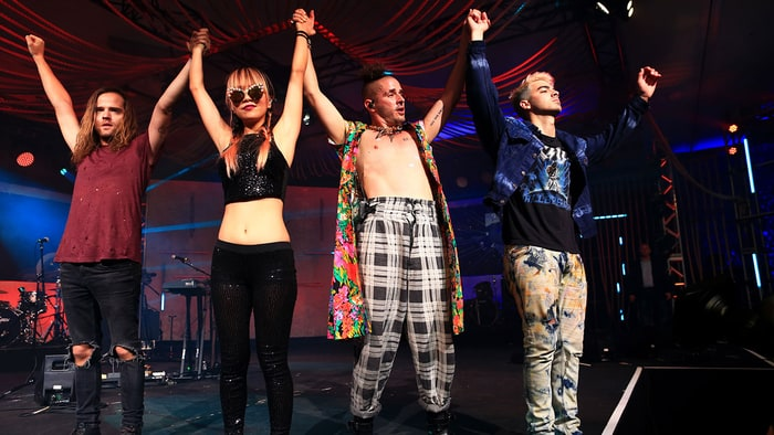 Hear DNCE's Funky New Song 'Body Moves' news