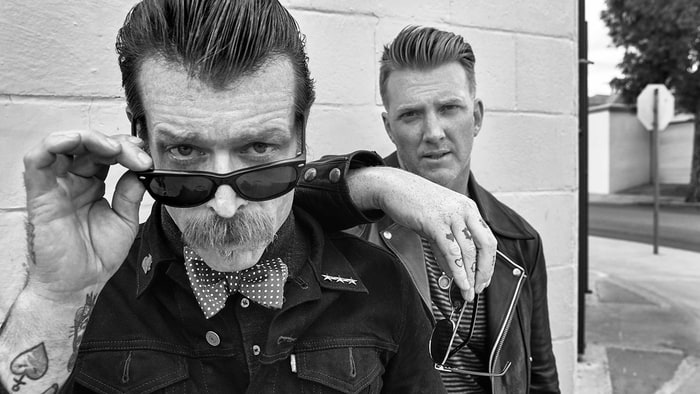Josh Homme Talks Elton John's 'Glorious' Eagles of Death Metal Cover news