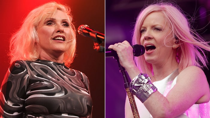 Blondie and Garbage announce co-headlining Rage and Rapture Tour