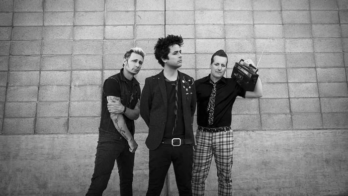 Green Day Holiday Album Cover