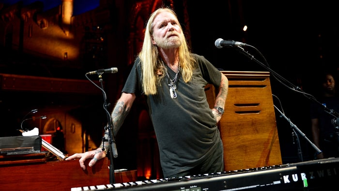 Gregg Allman Enlists Peter Frampton, ZZ Top for Laid Back Fest news