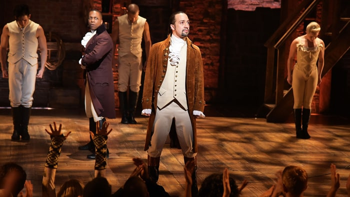 10 Commandments of Turning 'Hamilton' Into a Movie Musical news