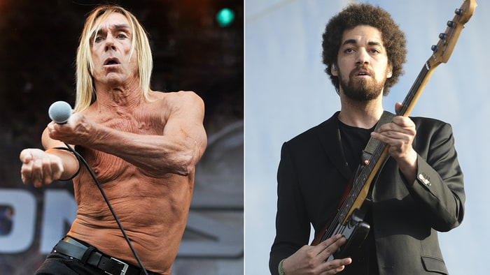 Hear Iggy Pop and Josh Hommes Winding, Scorching Sunday news