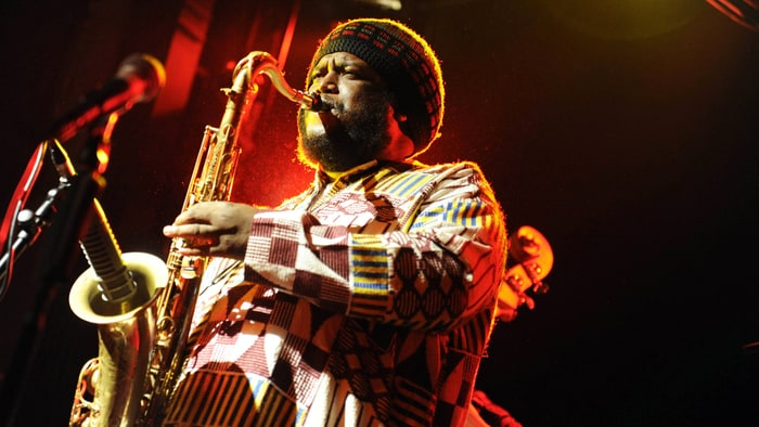 Kamasi Washington on American Music Prize Win, Kendrick at the Grammys news