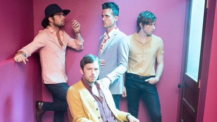 Hear Kings of Leon's Defiant New Song 'Waste a Moment' news