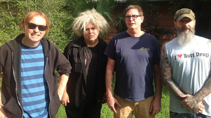 Hear Melvins, At The Drive In Supergroup's Dark Song 'Drugs On the Bus' news