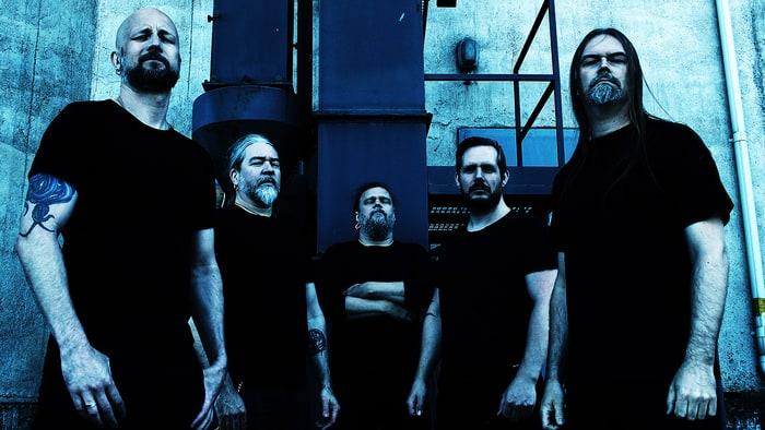 Hear Meshuggah's Mind Bending New Song 'Born in Dissonance' news
