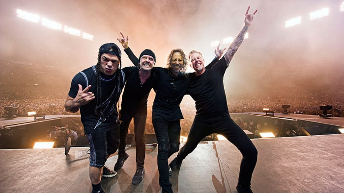 See Metallicas Perfect Star Spangled Banner From Stanley Cup Finals news
