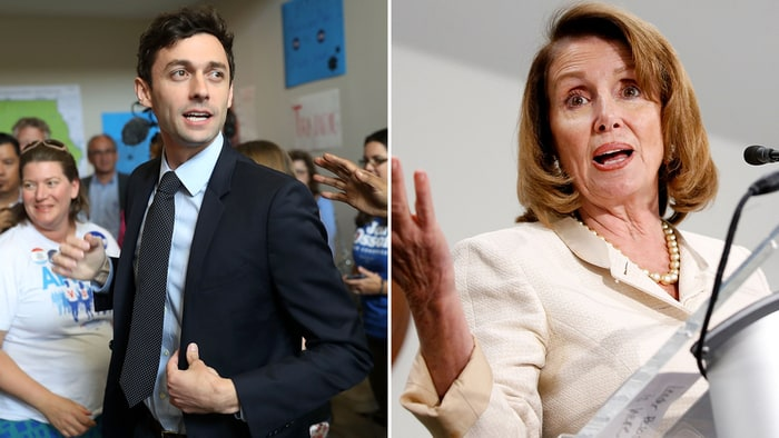 Dozen frustrated Dems face steep challenge to unseat Pelosi