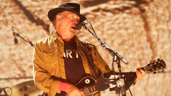 Neil Young: I'm OK With Donald Trump Using 'Rockin' in the Free World' news
