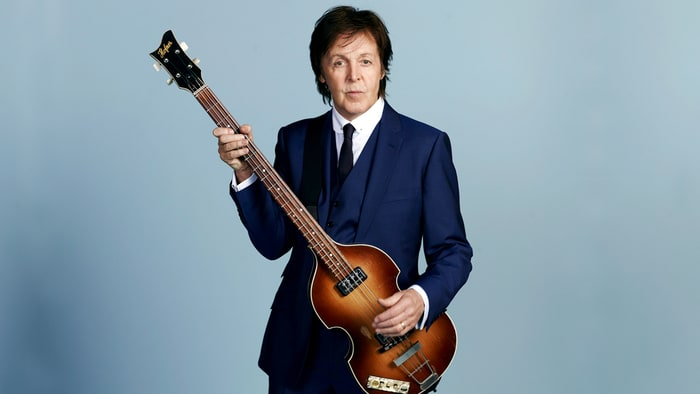 Paul McCartney Talks One on One Tour, Pre-Stage Rituals, Rap as Poetry