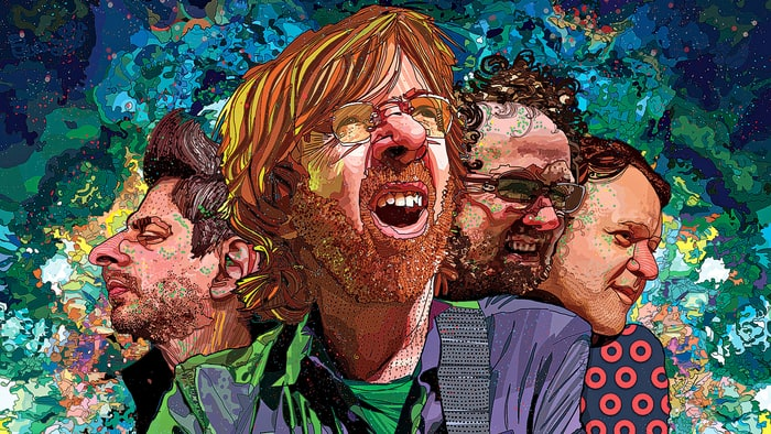 Phish Schedule Annual New Year's Eve Run at Madison Square Garden news