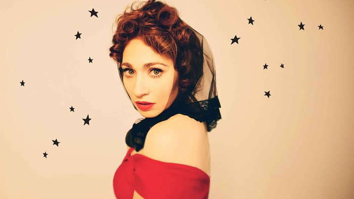 Watch Regina Spektor Croon Beatles' 'While My Guitar Gently Weeps' news