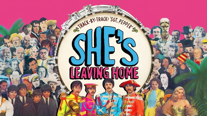 Image result for the beatles - she's leaving home