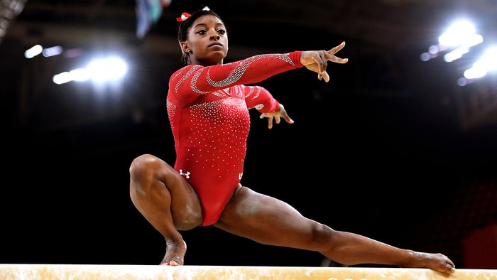 Simone Biles Is the Greatest of All Time