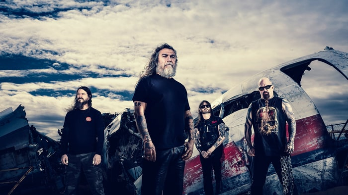 See Slayer's Sinister 'Pride in Prejudice' Video news