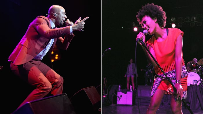 "Listen to Common's Impassioned Remix of Solange's ""Cranes in the Sky"" news"