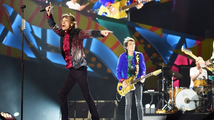Mick Jagger on Clothes That Have Helped Him Shape Shift Over the Years news