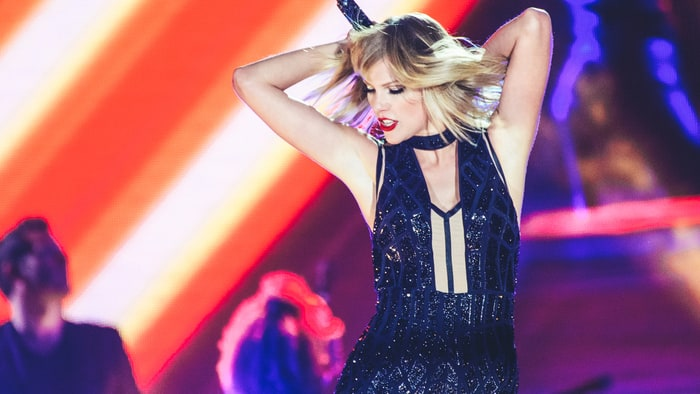 Hear Taylor Swift's 'Blank Space' Become an Ode to Your Busted Bracket news
