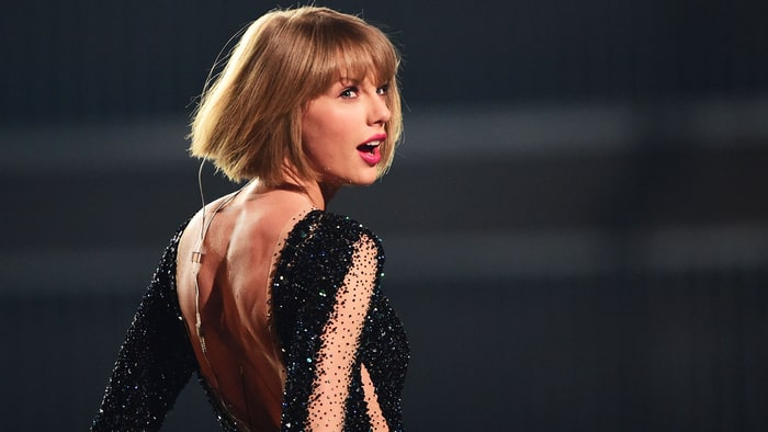 Taylor Swift Took a Shot at Kanye West During Her Album of the Year Acceptance Speech news