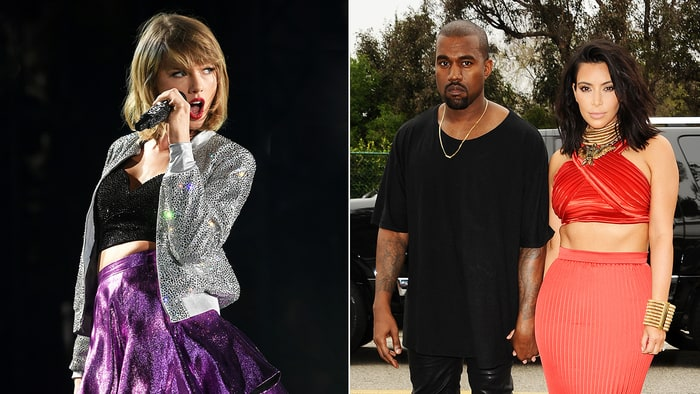Can Taylor Swift Sue Kanye West, Kim Kardashian Over Leaked Convo? news