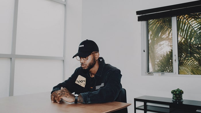 Listen now: Bryson Tiller dropped 'True to Self' a month early
