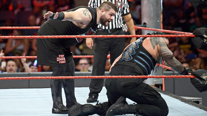 WWE Raw Results 9/12/16