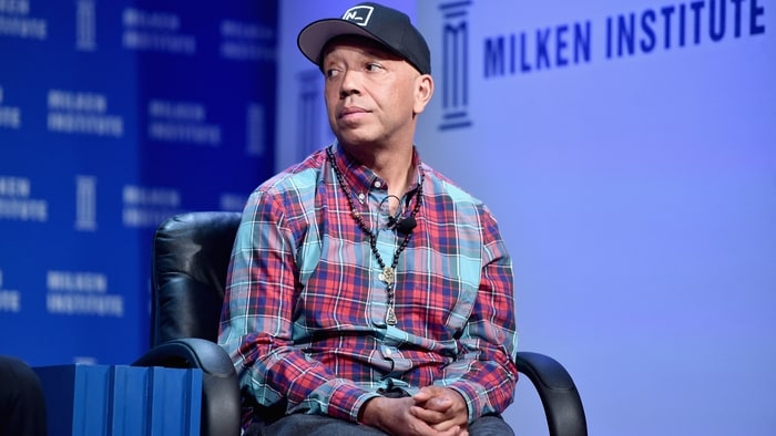Russell Simmons 'Removing' Himself After Second Allegation Of Sexual Assault