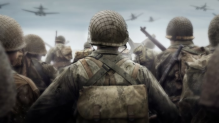 Dataminer leaks footage of Call of Duty WWII weapons and modes