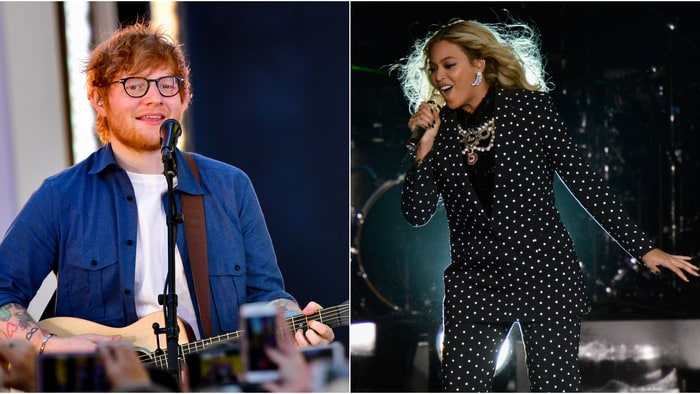 Ed Sheeran Announces Big Beyoncé News