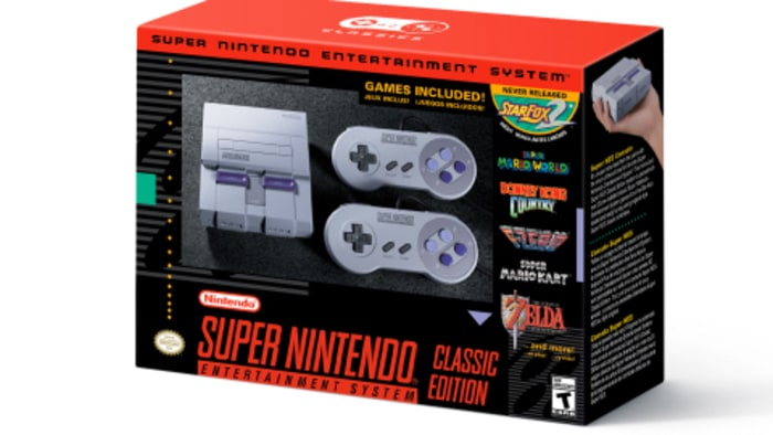 SNES Classic Edition production has some very good news
