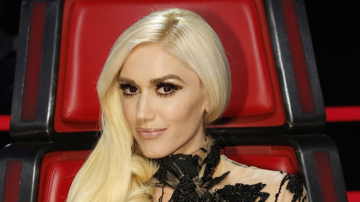 Gwen Stefani, seen her... Gwen Stefani