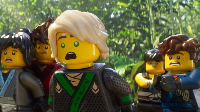 Peter Travers on Ninjago Lego Movie Crass Commercialism