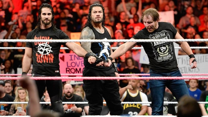 The Shield reunites, set to face Monster Killers at TLC