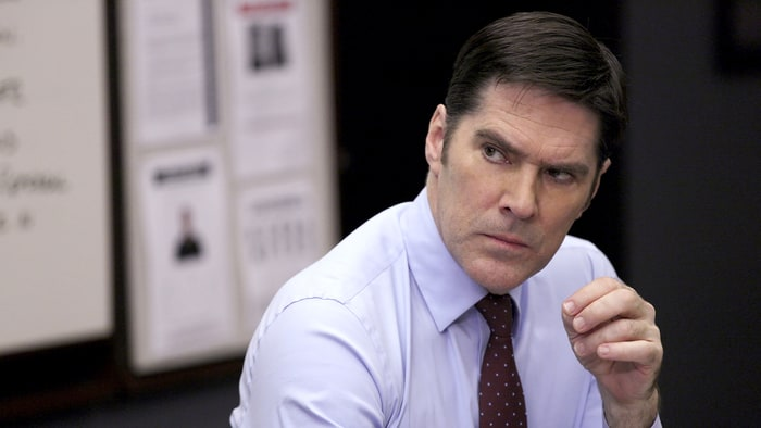 Thomas Gibson Fired From 'Criminal Minds' After Fight With ...