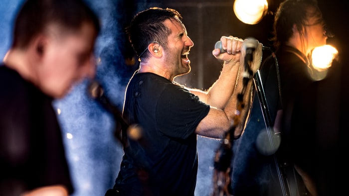 Trent Reznor Doesn't Get Drake's Success, Calls Ashton Kutcher an 'A-hole'