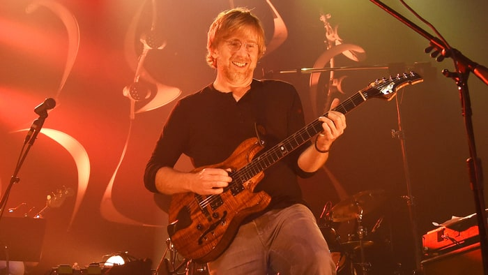 Trey Anastasio Recalls Phishs Night Partying With Prince news