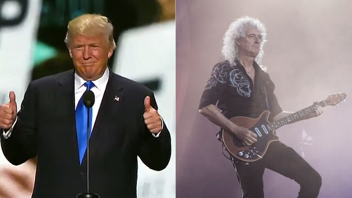 5 Reasons Trump Shouldn't Use a Queen Song in His Campaign news