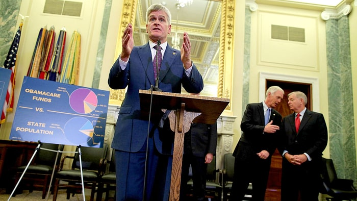 Here's How Much Cassidy-Graham Shrinks the Federal Government