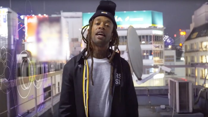 Watch Ty Dolla $ign Fall in Love With Female Robot in 'Zaddy' Video news
