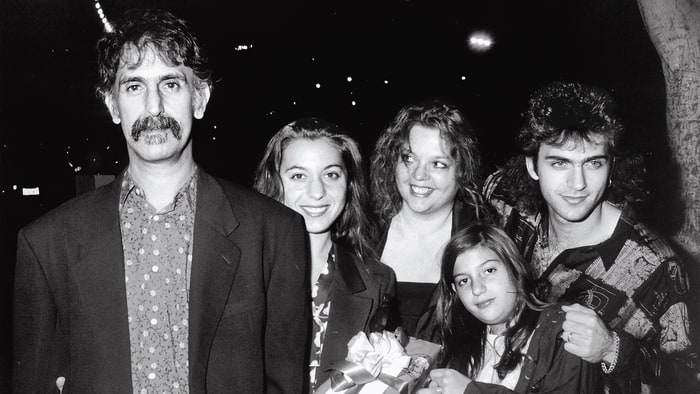 Zappa Family Trust Threatens Dweezil Zappa Over Band Name news